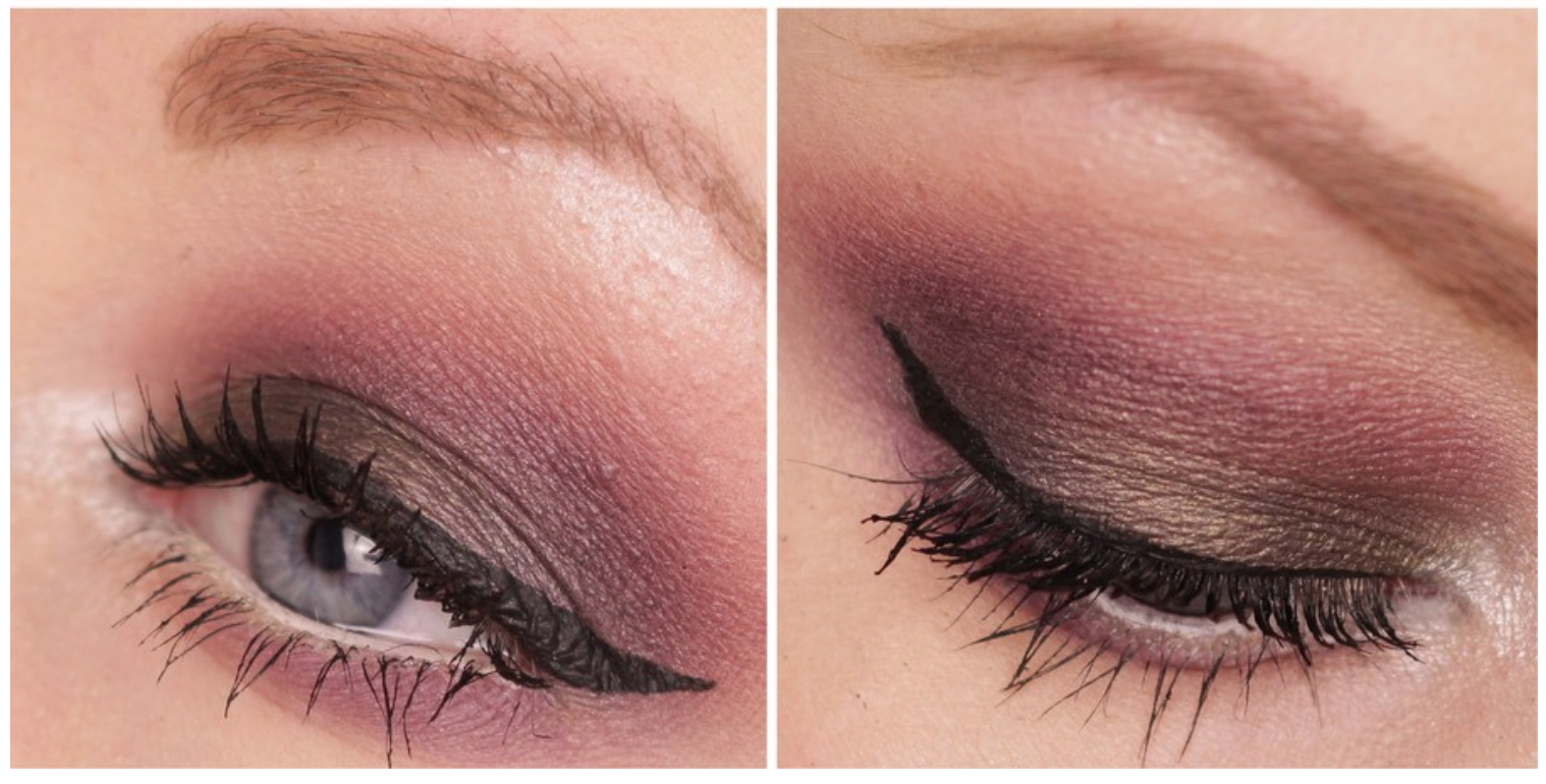 MAKEUP REVOLUTION BLOGPARADE LOOK#1