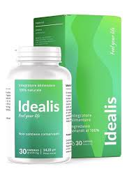 Idealis - comments - Amazon - inhaltsstoffe