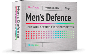 Men's Defence - kaufen - Forum - Amazon - test - Funktioniert es? - Nebenwirkungen